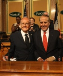 Dole, McGovern Distinguished World Food Prize