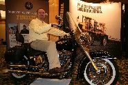 Tod Borge On Harley