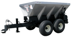 Adams Fertilizer Equipment Lime/Fertilizer Spreader