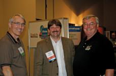 Al Strohmaier, Paul Schrimpf, Harold Reetz