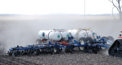 NH3 application