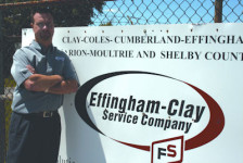 Terry Thomas, Effingham-Clay FS