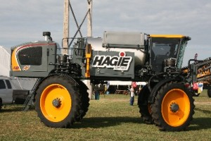Hagie, STS16 sprayer