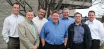 AGCO team, Jackson, MN facility