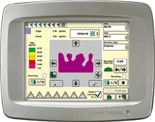 Deere Swath Control Pro Controller