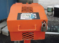 NH3 Theft-Proof Box