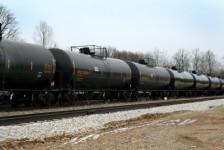 Ethanol railcar