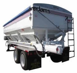 Adams Fertilizer M3-SA Trailer Tender