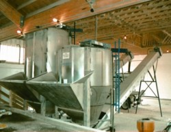Tapered Auger Vertical Blender, Waconia Manufacturing
