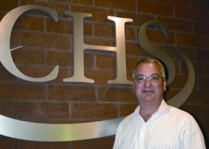 CHS, Inc. president and CEO Carl Casale