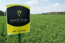 Wolf Trax micronutrients field