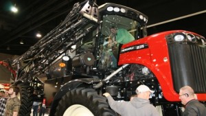 Application Equipment Highlights National Farm Machinery Show