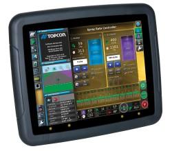 Topcon X30 console