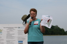 Charlotte Bird, Mississippi Department of Environmental Quality's Surface Water Division