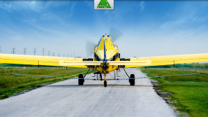 A Snapshot Of Aerial Application