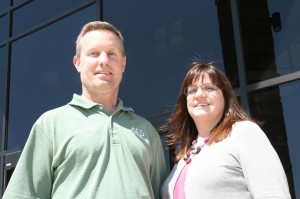 Harlan and Amy Asmus, Asmus Farm Supply