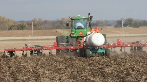 New Research Could Lead To Less Reliance On Nitrogen, Eliminate Runoff