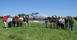 Waconia Manufacturing groundbreaking