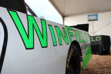 Winfield NASCAR Farm Progress 2013