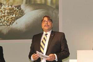 BASF Crop Protection President Markus Heldt.