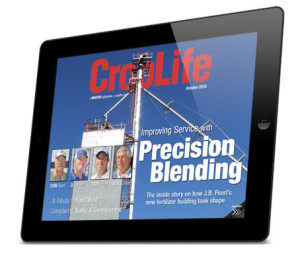 CropLife Magazine is now available to download to the iPad through iTunes.