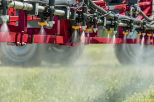 Case Patriot Sprayer closeup