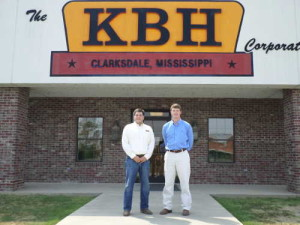 Taylor Cauthen and Jordan Moore, KBH Corp.