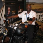 2013 AGCO Operator Of The Year Award winner Tony Randolph, Farmville, NC, at the 2013 ARA Conference & Expo in Miami, FL.