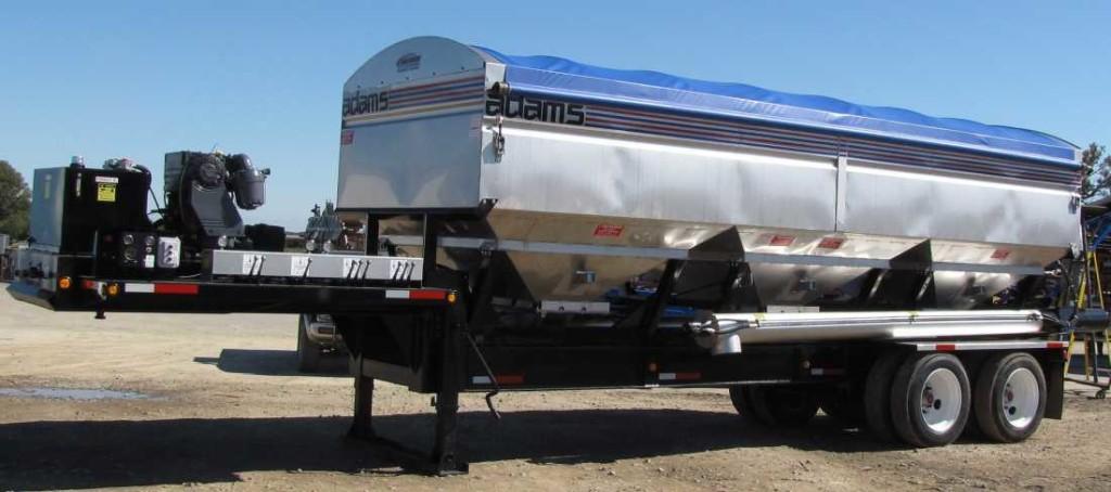 M3 Trailer Tender | Adams Fertilizer Equipment