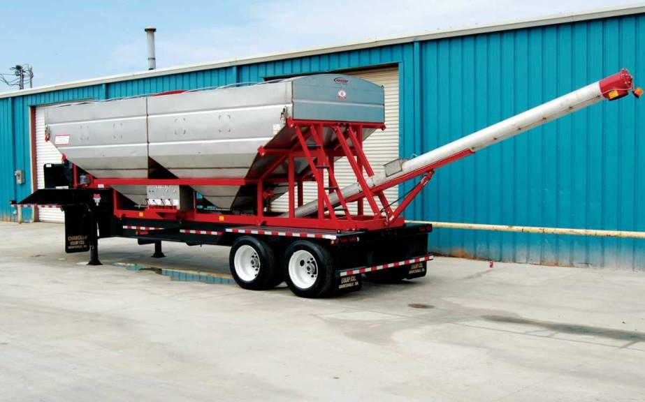 RDT-24 Trailer Tender | Chandler Equipment Co.