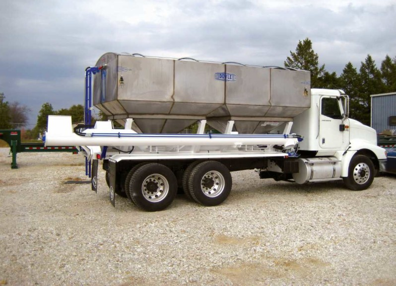 16FT Truck Tender | Doyle Equipment Manufacturing