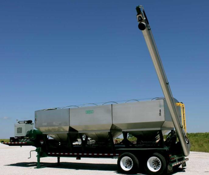 24FT Trailer Tender | Doyle Equipment Manufacturing