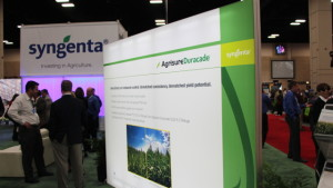 Agrisure Viptera Trait Demonstrates Effective Control Of Above-Ground Insects