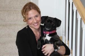 Ingrid Livingston with Rosie 2012