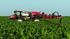 Jenner Ag To Debut 25th Anniversary Edition Case IH Patriot Sprayer At MAGIE '16