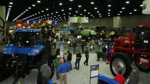 National Farm Machinery Show overview