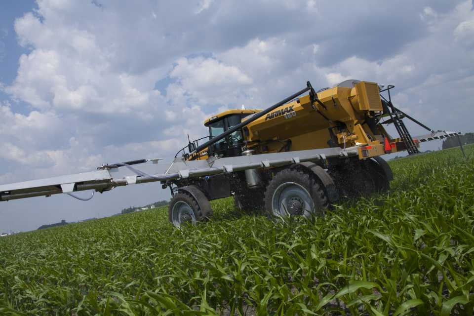 Applicators spend long hours in the field every season, using technologically advanced application machinery like a RoGator or a TerraGator to accurately and efficiently apply fertilizer and crop protection products on millions of crop acres, helping farmers achieve their best possible yield.