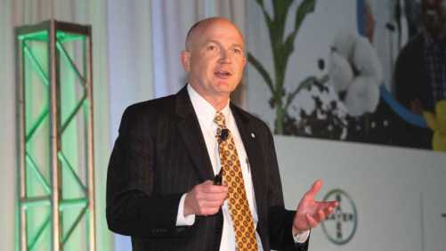 David Hollinrake, Bayer CropScience