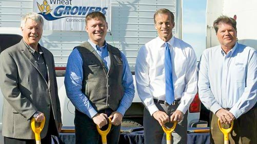 Wheat Growers, North Central Farmers Elevator Pursue Merger