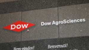 Dow AgroSciences Logo wall