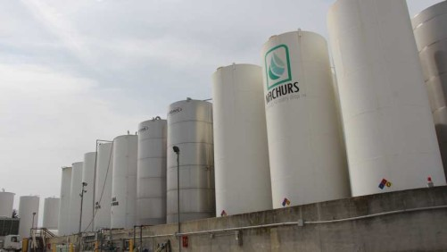 Storage Tanks at Nachurs