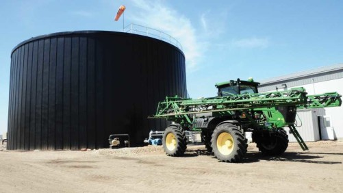 Heated Tank from Heartland Tank Services