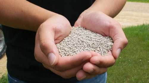 GYPSOIL Blendable Pellets