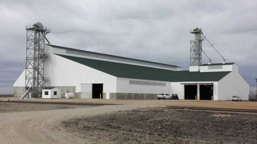 The Minn-Kota Ag facility is designed for durability, speed, accuracy and future expandability.
