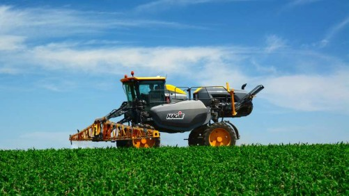 DTS10 Sprayer Hagie