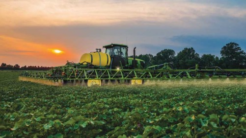 R4023 Sprayer, John Deere