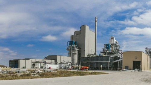 DuPont-Cellolisic Ethanol Plant in Nevada Iowa-Plant