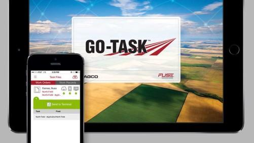 AGCO Go-Task App
