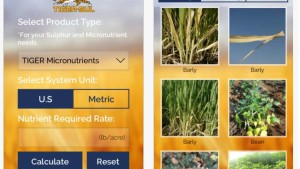Tiger-Sul Products Adds New ROI Feature To Nutrient Calculator App