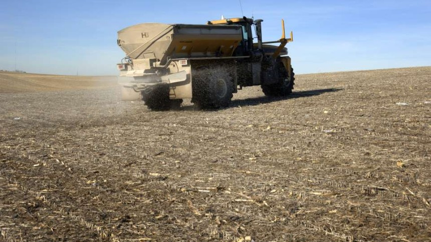 Precision University Offers Advice on Nutrient Management
